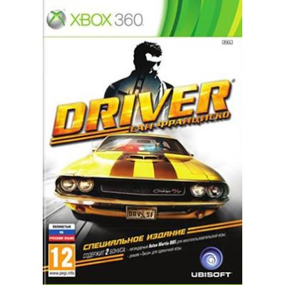 Driver: Сан-Франциско. Специальное издание [Xbox 360, русская версия]