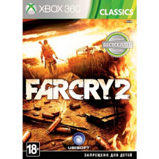 Far Cry 2 (Classics) [Xbox 360, русская документация]