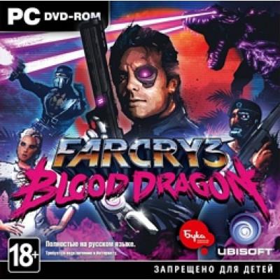 Far Cry 3: Blood Dragon [PC, Jewel, русская версия]