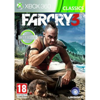 Far Cry 3 (Classics) [Xbox 360, русская версия]
