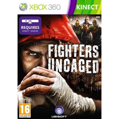 Fighters Uncaged (только для MS Kinect) [Xbox 360, английская версия]