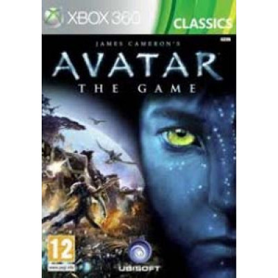 James Cameron's Avatar: the Game (Classics) [Xbox 360, английская версия]