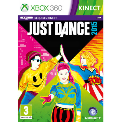 Just Dance 2015 (только для MS Kinect) (Classics) [Xbox 360, английская версия]