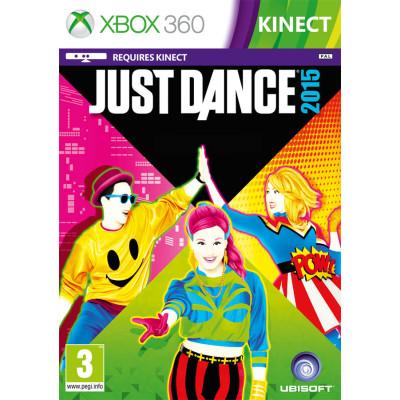 Just Dance 2015 (только для MS Kinect) [Xbox 360, английская версия]