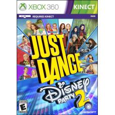 Just Dance: Disney Party 2 (только для MS Kinect) [Xbox 360, английская версия]