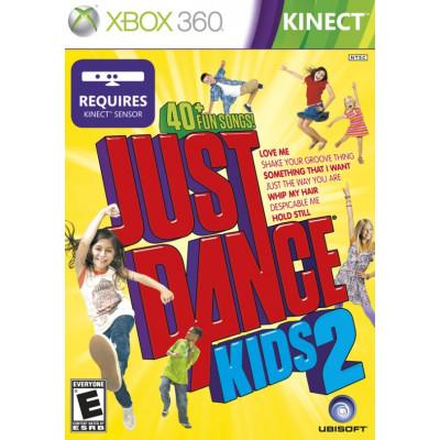 Just Dance Kids 2 (только для MS Kinect) [Xbox 360, английская версия]