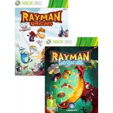 Комплект «Rayman Legends» + «Rayman Origins» [Xbox 360, русская версия]