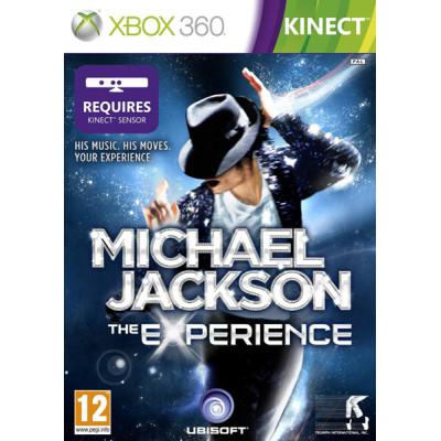 Michael Jackson The Experience. Специальное издание (только для MS Kinect) [Xbox 360, русская версия]