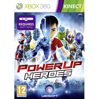 PowerUP Heroes (только для MS Kinect) [Xbox 360, английская версия]