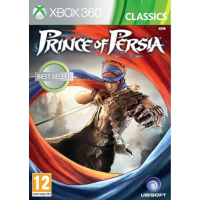 Prince of Persia: Забытые Пески (Classics) [Xbox 360, русская версия]