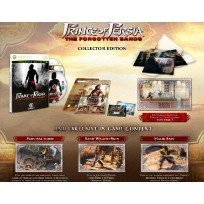 Prince of Persia: Забытые Пески. Collector's Edition [Xbox 360, русская версия]