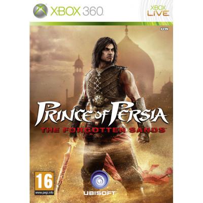 Prince of Persia: Забытые Пески [Xbox 360, русская версия]