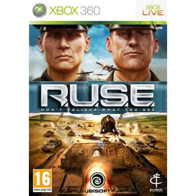 R.U.S.E [Xbox 360, английская версия]