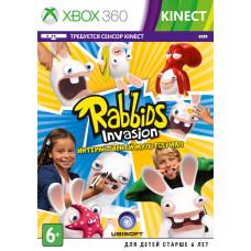 Rabbids Invasion (только для MS Kinect) [Xbox 360, русская версия]
