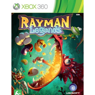 Rayman Legends [Xbox 360, русская версия]
