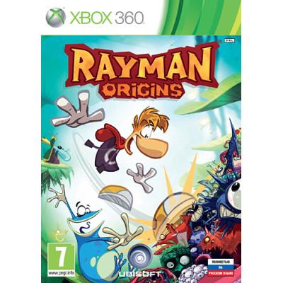 Rayman Origins [Xbox 360, русская версия]