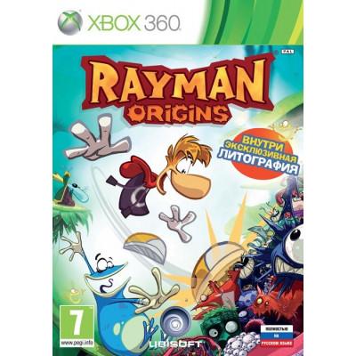 Rayman Origins. Специальное издание [Xbox 360, русская версия]
