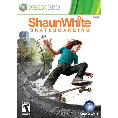 Shaun White Skateboarding (русская коробка) [Xbox 360, английская версия]