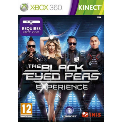 The Black Eyed Peas Experience. Special Edition (только для MS Kinect) [Xbox 360, английская версия]