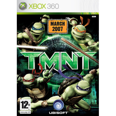 TMNT: Teenage Mutant Ninja Turtles [Xbox 360, английская версия]