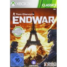 Tom Clancy's EndWar (Classics) [Xbox 360, русская документация]