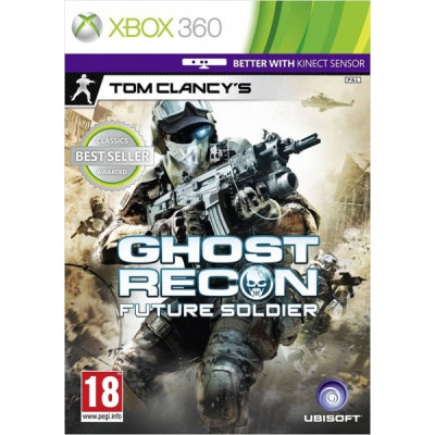 Tom Clancy's Ghost Recon: Future Soldier (Classics) [Xbox 360, русская версия]