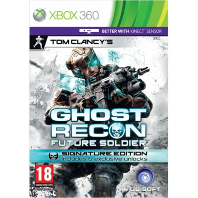 Tom Clancy's Ghost Recon Future Soldier. Signature Edition [Xbox 360, русская версия]