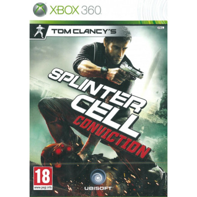 Tom Clancy's Splinter Cell: Conviction [Xbox 360, русские субтитры]
