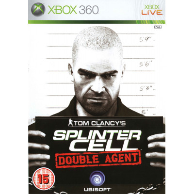 Tom Clancy's Splinter Cell: Double Agent (Classics) [Xbox 360, русская документация]