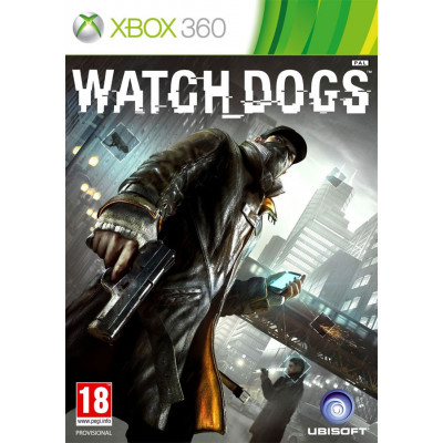 Watch_Dogs [Xbox 360, русская версия]