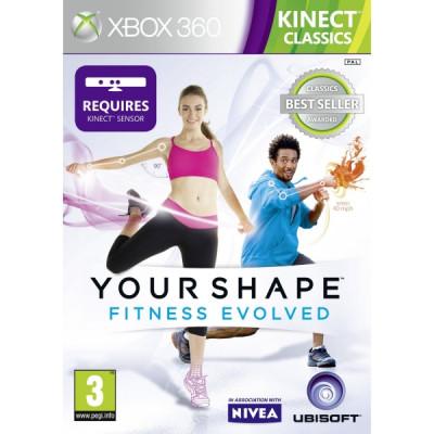 Your Shape: Fitness Evolved (только для MS Kinect) (Classics) [Xbox 360, английская версия]