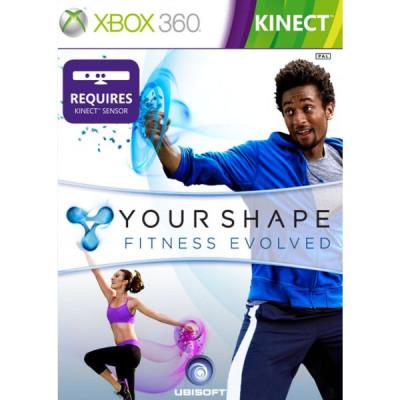 Your Shape: Fitness Evolved (только для MS Kinect) [Xbox 360, английская версия]