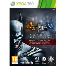Batman Arkham Collection [Xbox 360, русские субтитры]