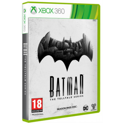 Игра для Xbox 360 Batman: The Telltale Series (русские субтитры)