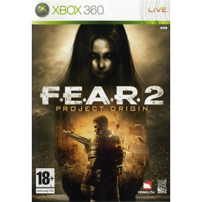 F.E.A.R 2: Project Origin [Xbox 360, английская версия]