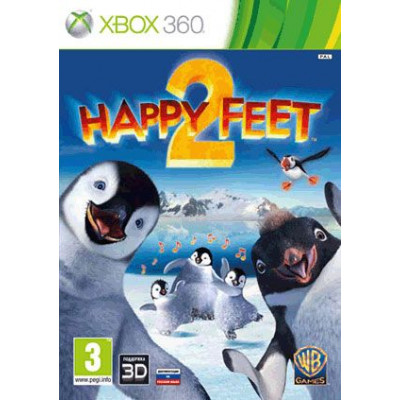 Happy Feet 2 [Xbox 360, русская документация]