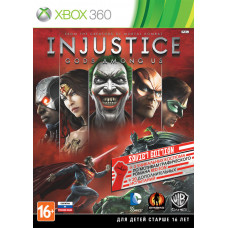 Injustice: Gods Among Us. Soviet Edition [Xbox 360, русские субтитры]