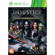 Injustice: Gods Among Us. Ultimate Edition [Xbox 360, русские субтитры]
