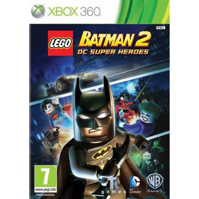 LEGO Batman 2: DC Super Heroes [Xbox 360, русские субтитры]