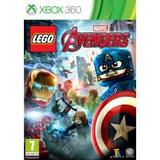 LEGO Marvel Мстители [Xbox 360, русские субтитры]
