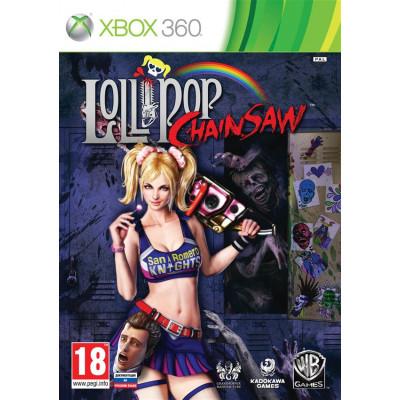 Lollipop Chainsaw [Xbox 360, русские субтитры]