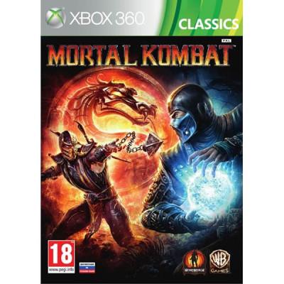 Mortal Kombat (Classics) [Xbox 360, русская документация]