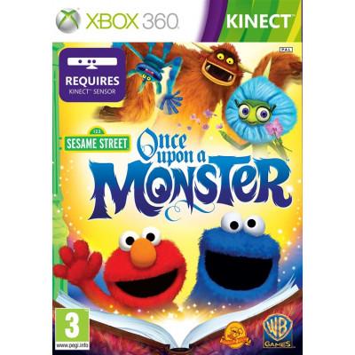 Sesame Street: Once Upon a Monster (только для MS Kinect) [Xbox 360, английская версия]