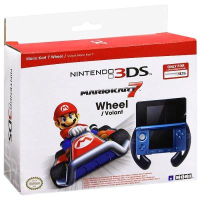 Руль HORI Mario Kart 7 Wheel [3DS]