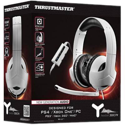 Гарнитура Thrustmaster игровая Y300CPX для PS4 / PS3 / PC / Xbox One