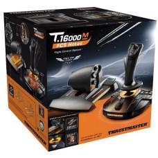 Джойстик Thrustmaster T-16000M FCS HOTAS для PC (+War Thunder pack)