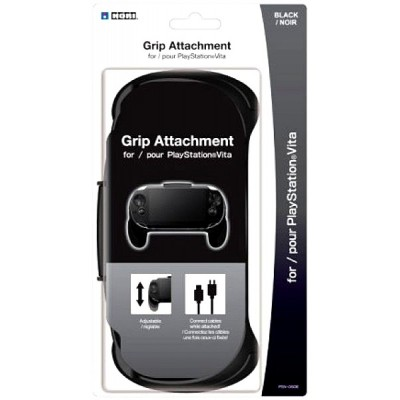 PS Vita: Cъёмные рукоятки (PS Vita Grip Attachment: Hori)