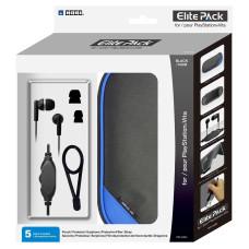 PS Vita: Элитный Комплект: Футляр, чехол, наушники, защитная пленка, ремешок, салфетка (PS Vita Elite Pack)