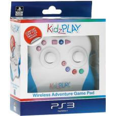 PS3: Геймпад KidzPLAY Adventure Детский голубой (KP801B)