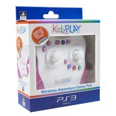PS3: Геймпад KidzPLAY Adventure Детский розовый (KP801P)